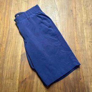 Under Armour Heat Gear Shorts Size 32 Blue
